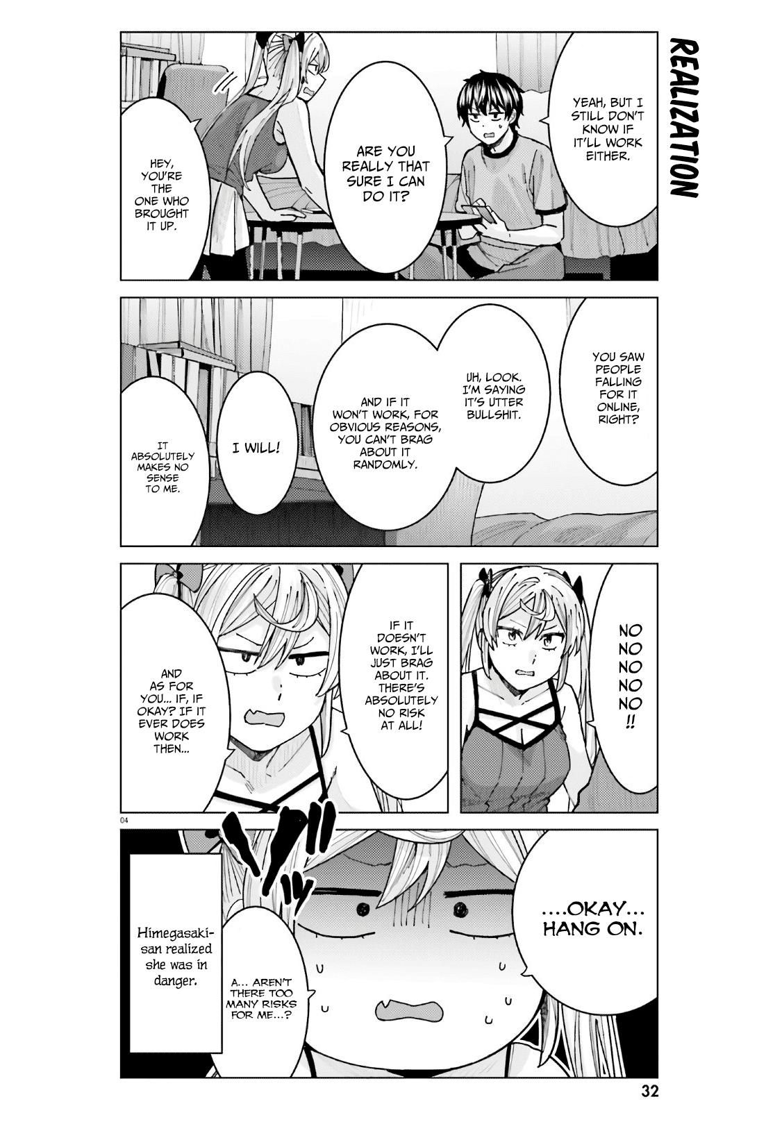 Himegasaki Sakurako Wa Kyoumo Fubin Kawaii! Chapter 13 page 4 - Mangakakalots.com