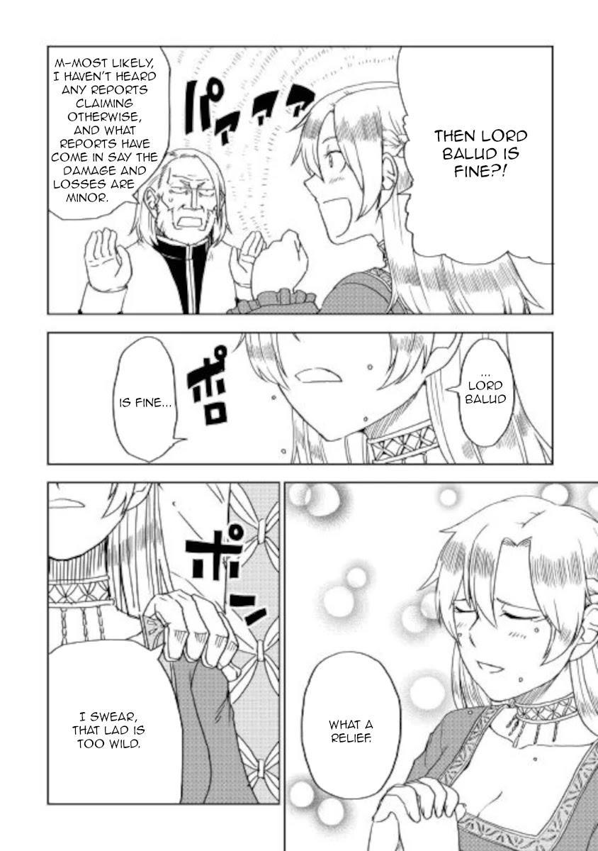 Isekai Tensei Soudouki Chapter 69: Receiving Notice page 10 - Mangakakalot
