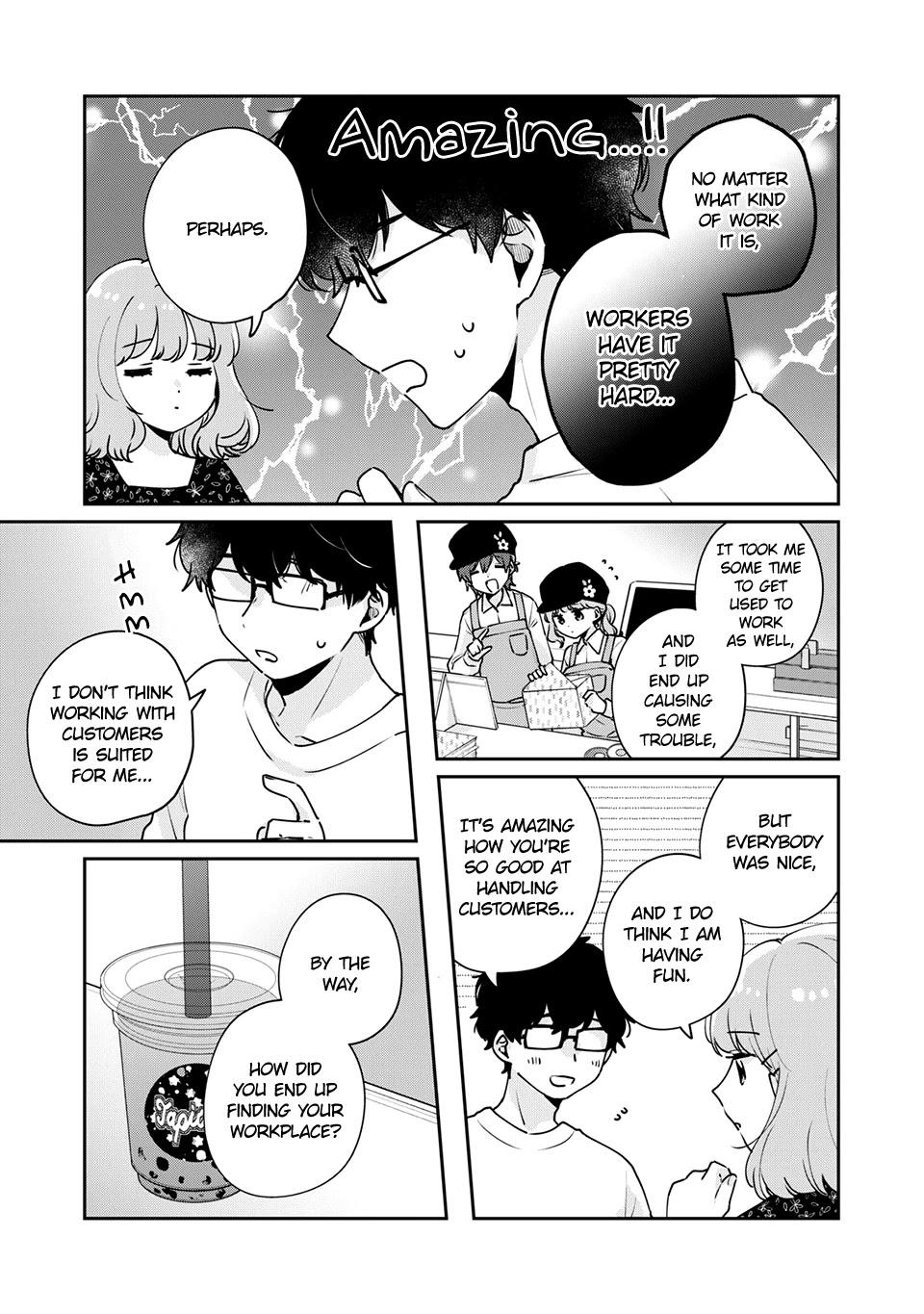 It's Not Meguro-San's First Time Chapter 48: A Place That's Right For You page 8 - Mangakakalots.com