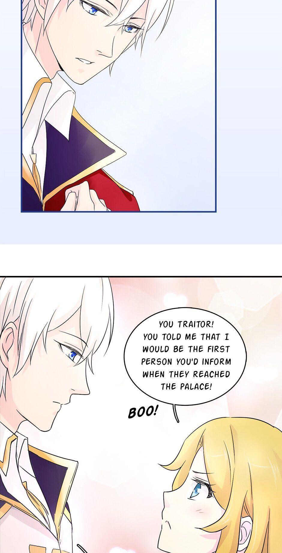 Surviving As The Prince's Fiancée Chapter 22 page 32 - Mangakakalots.com