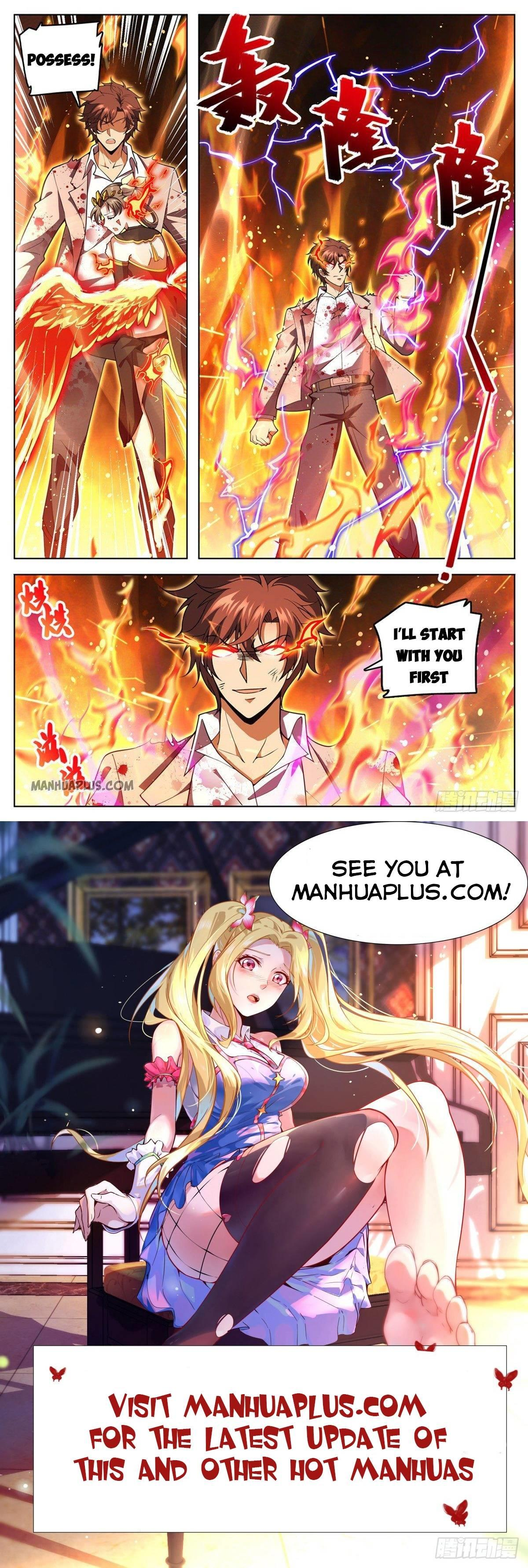 Versatile Mage Chapter 709 page 12 - Mangakakalots.com
