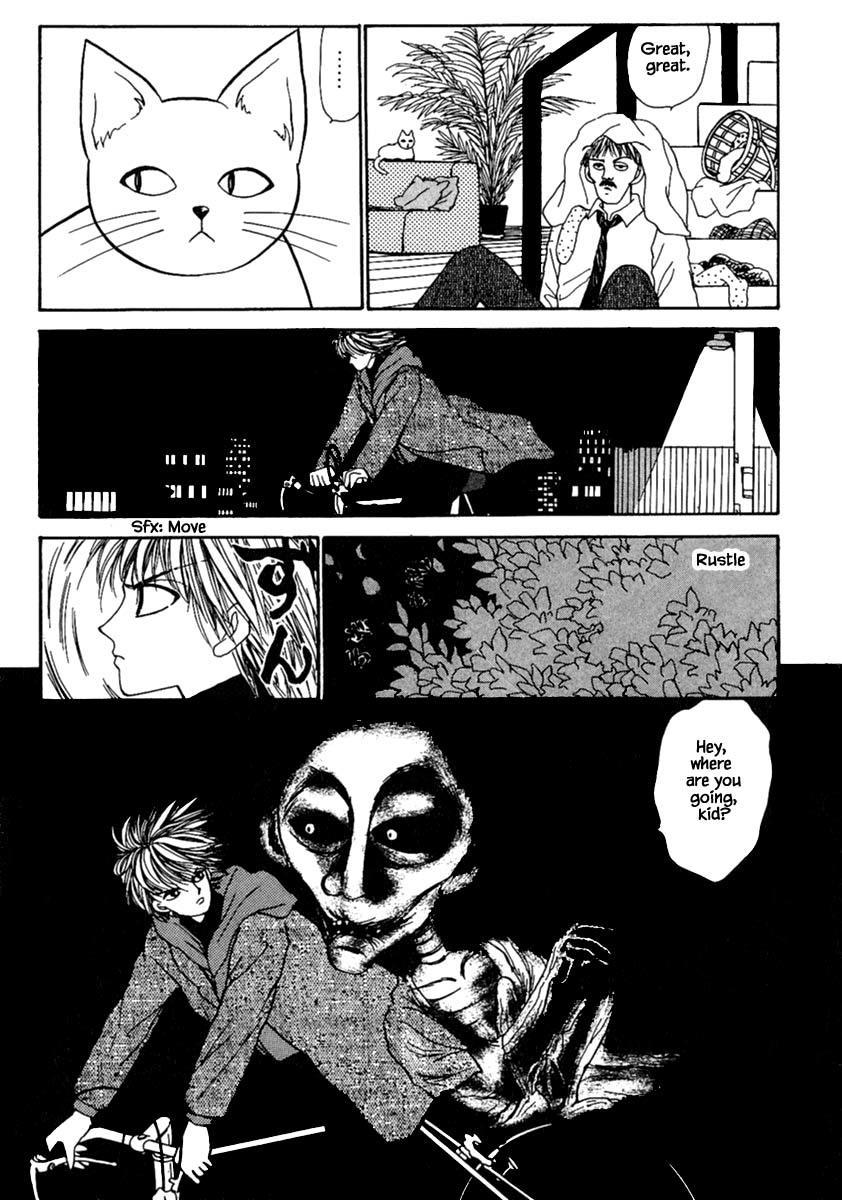 Shi To Kanojo To Boku Chapter 10.1 page 25 - Mangakakalots.com