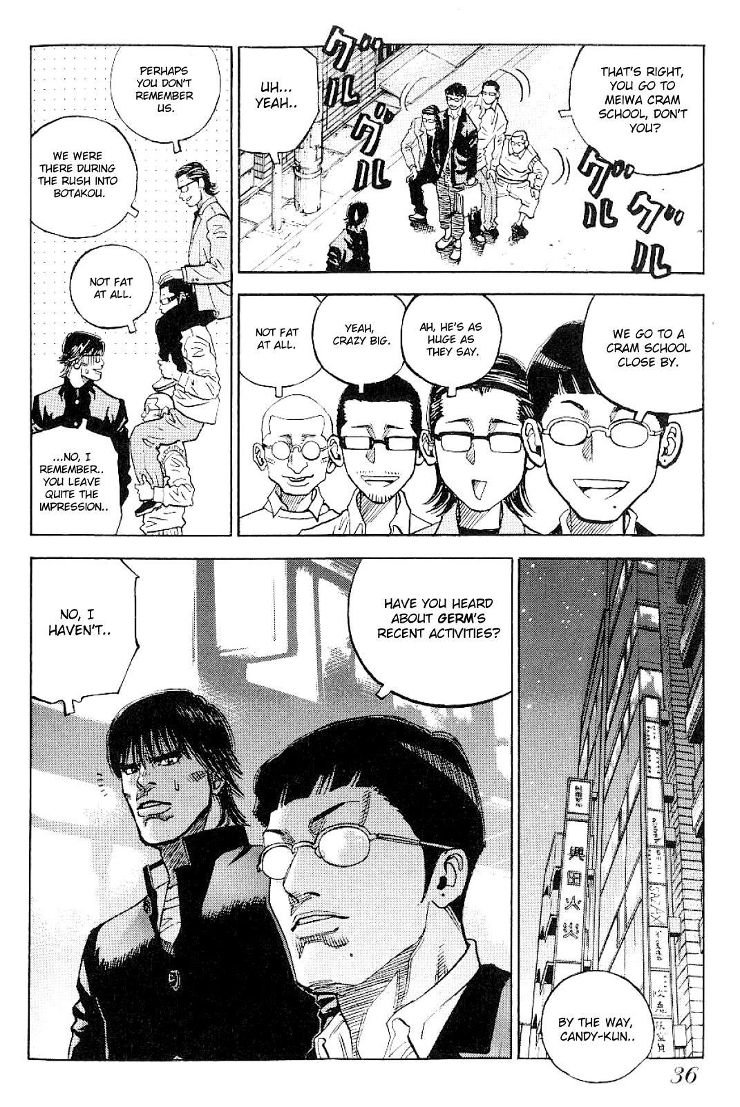 Gang King Vol.9 Chapter 64: Takeo page 10 - Mangakakalots.com