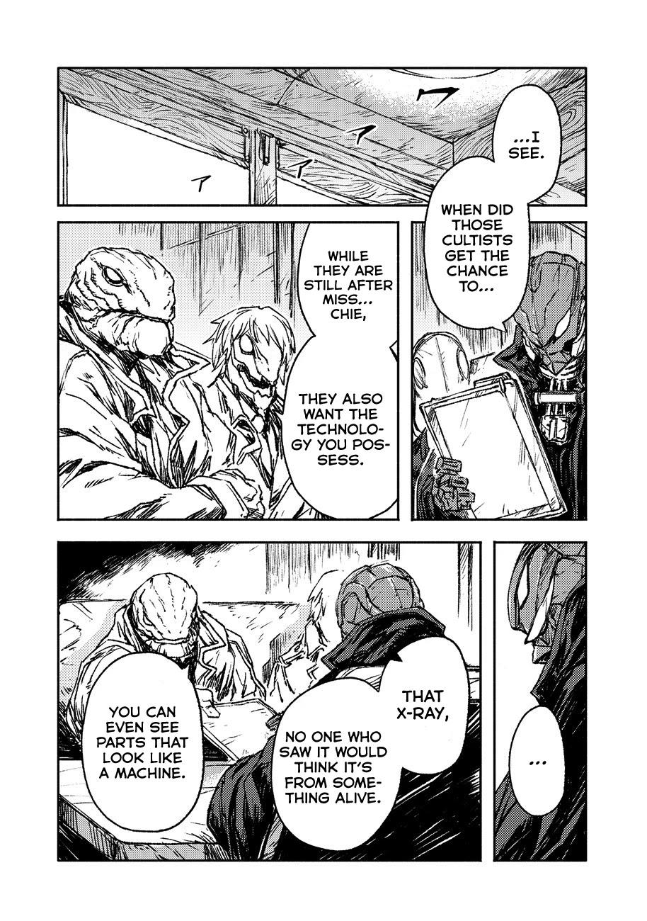 Colorless Chapter 20 page 6 - Mangakakalots.com