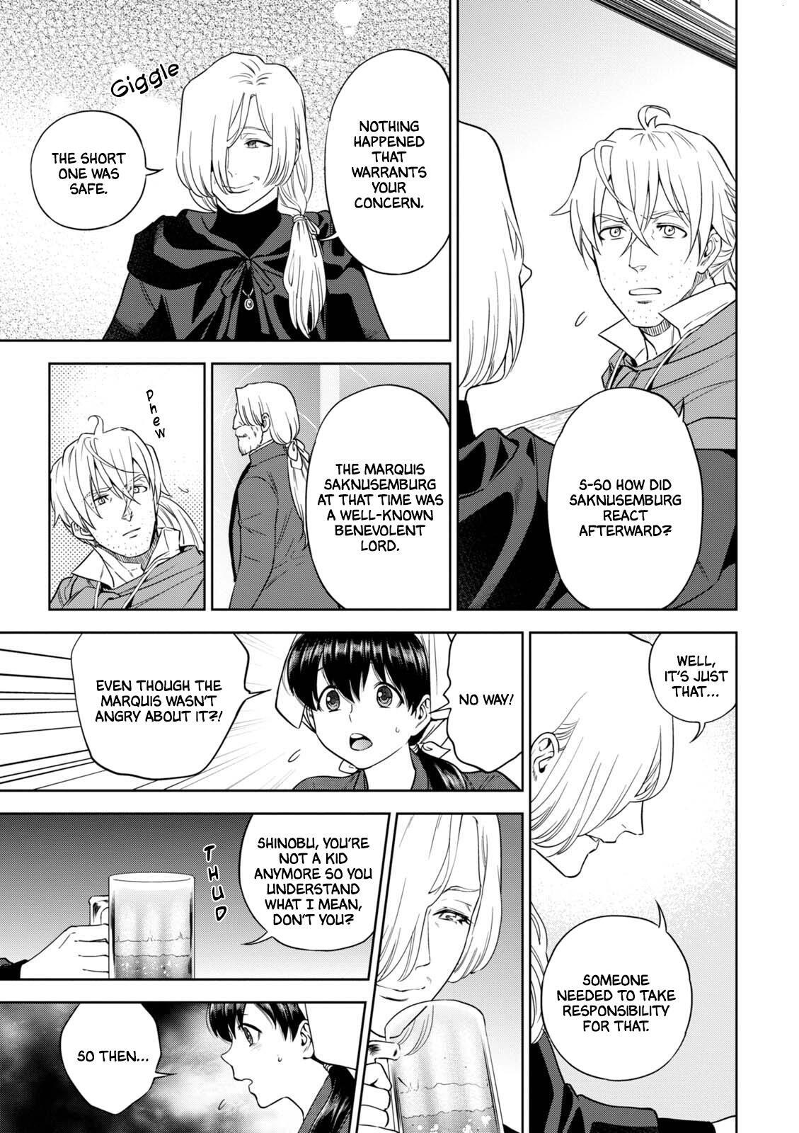 Isekai Izakaya Vol.6 Chapter 35: Mushroom Ajillo page 10 - Mangakakalots.com
