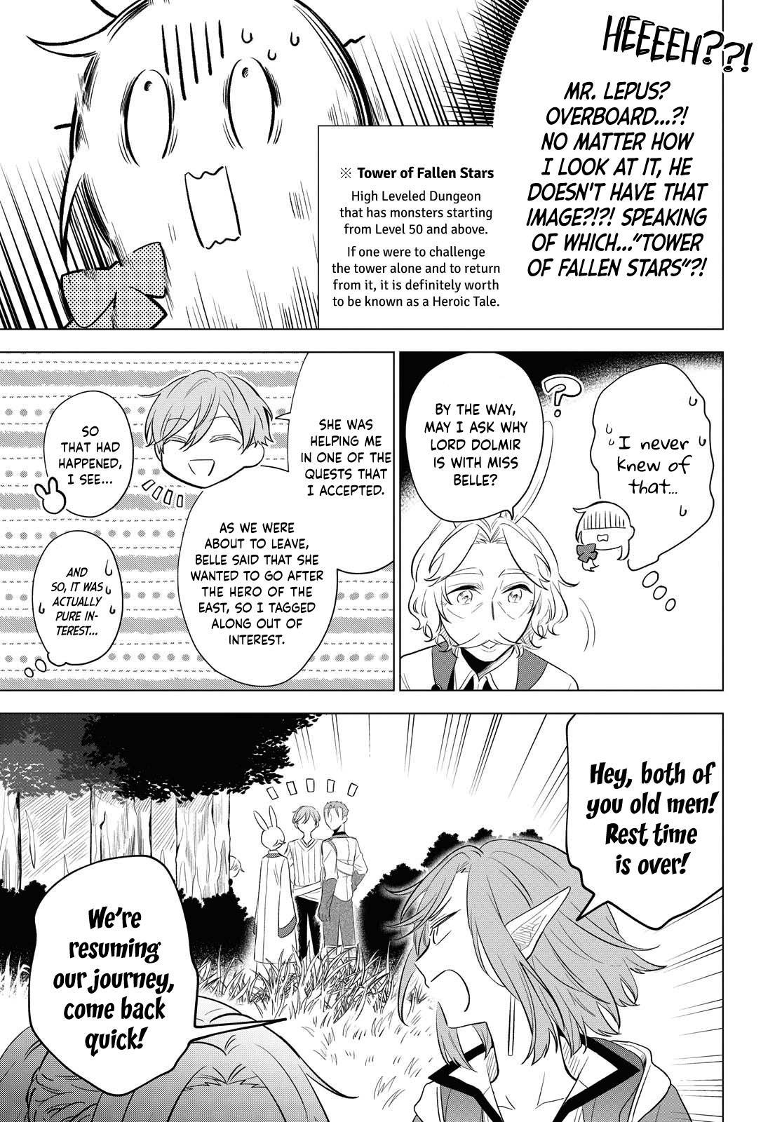 I Want To Become The Hero's Bride ( ̄∇ ̄)ゞ Chapter 9 page 24 - Mangakakalots.com