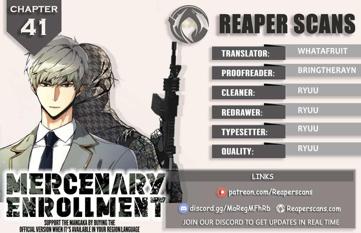 Mercenary Enrollment Chapter 41 page 1 - Mangakakalots.com