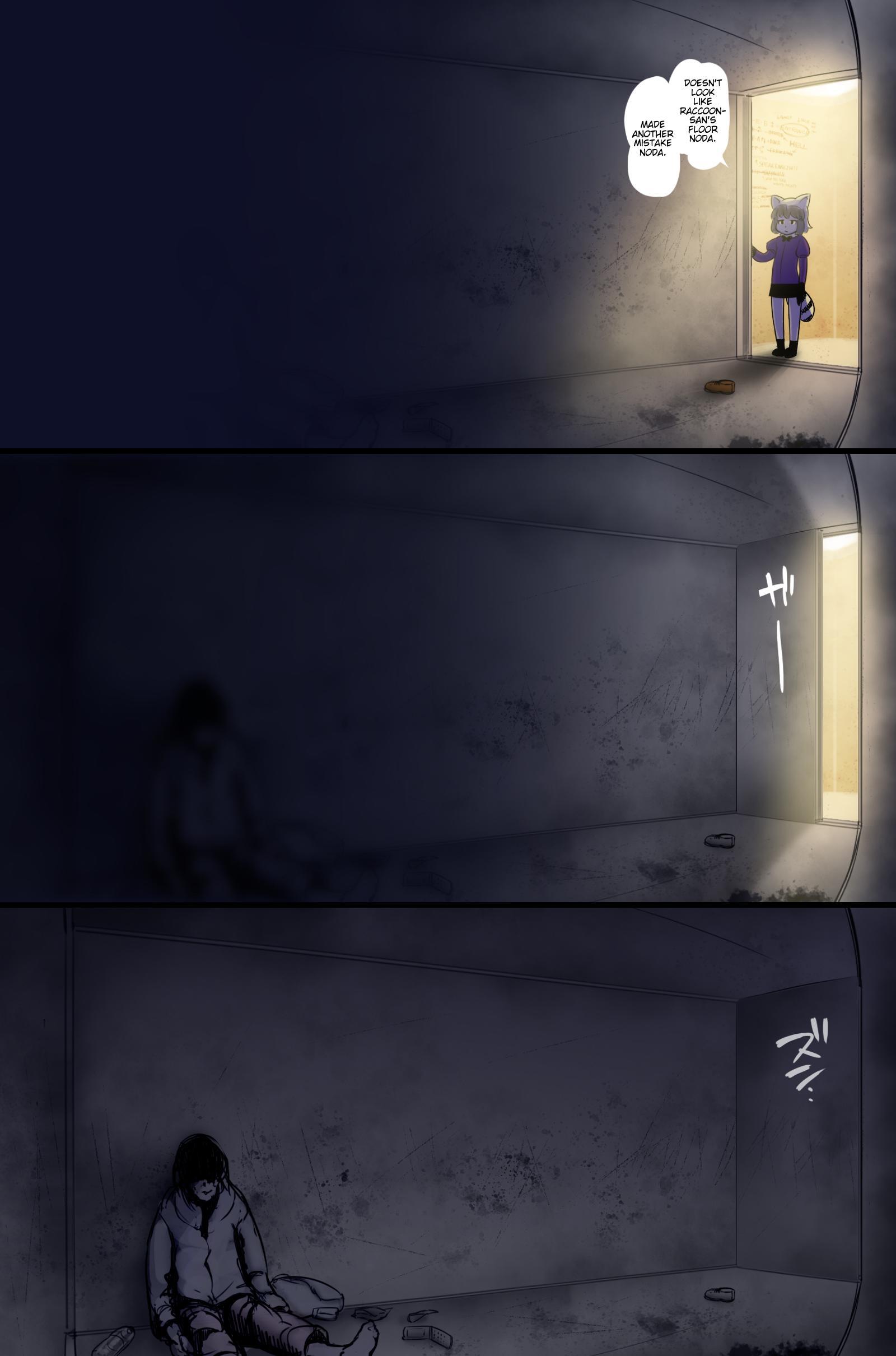 Raccoon-San Mansion Chapter 8 page 1 - Mangakakalots.com