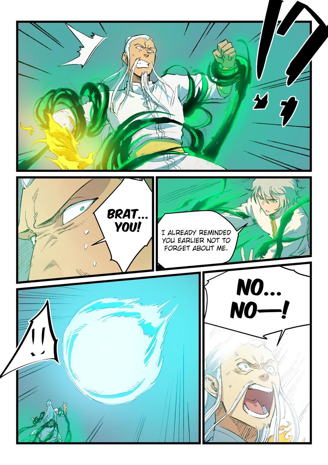 Star Martial God Technique Chapter 406 page 10 - Mangakakalots.com