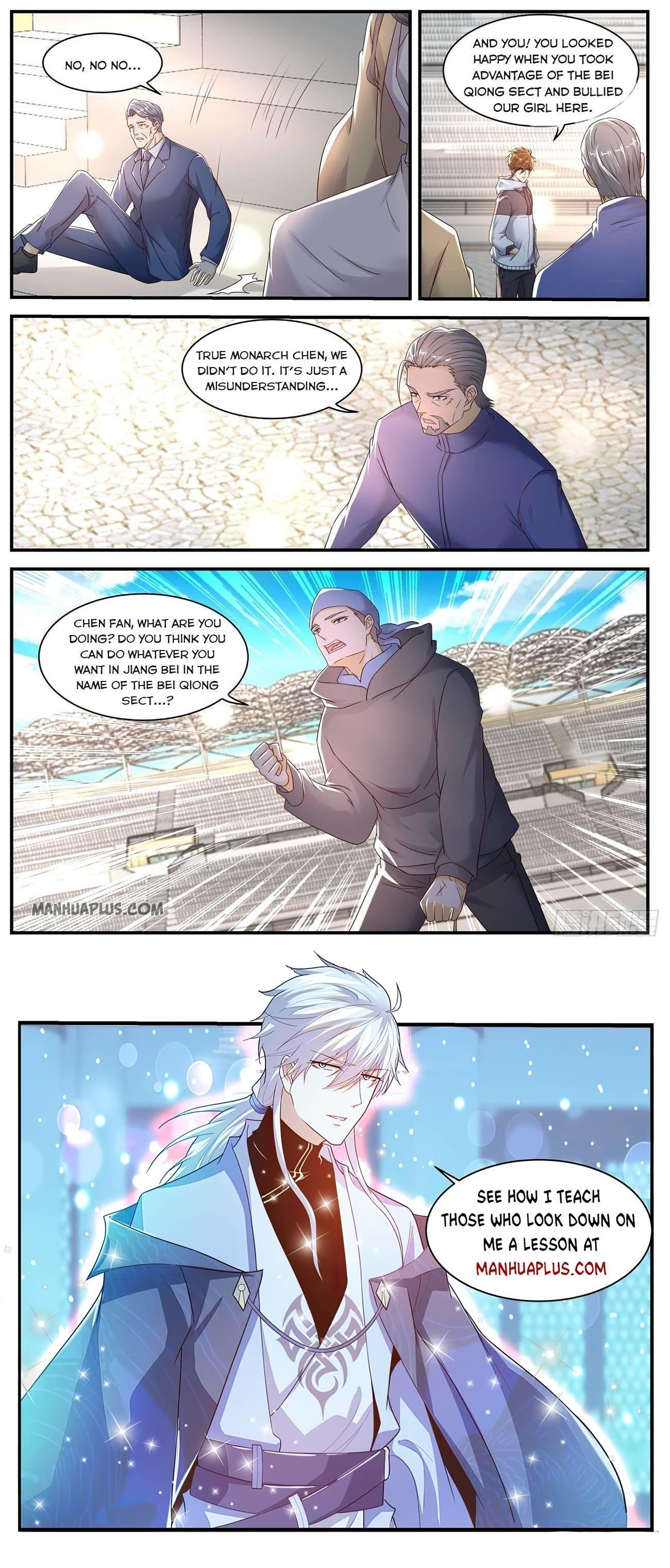 Rebirth Of The Urban Immortal Cultivator Chapter 570 page 12 - Mangakakalots.com