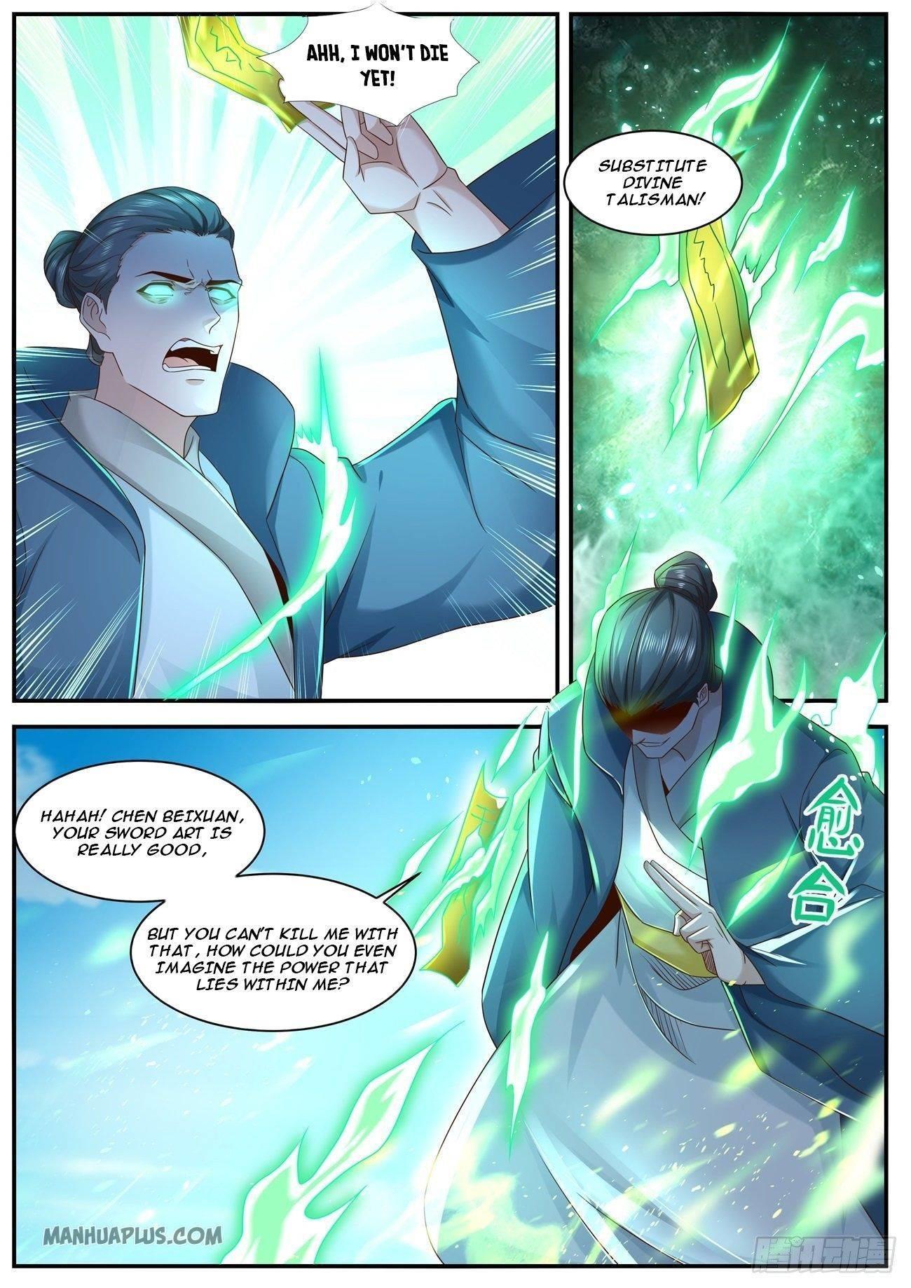 Rebirth Of The Urban Immortal Cultivator Chapter 593 page 10 - Mangakakalots.com