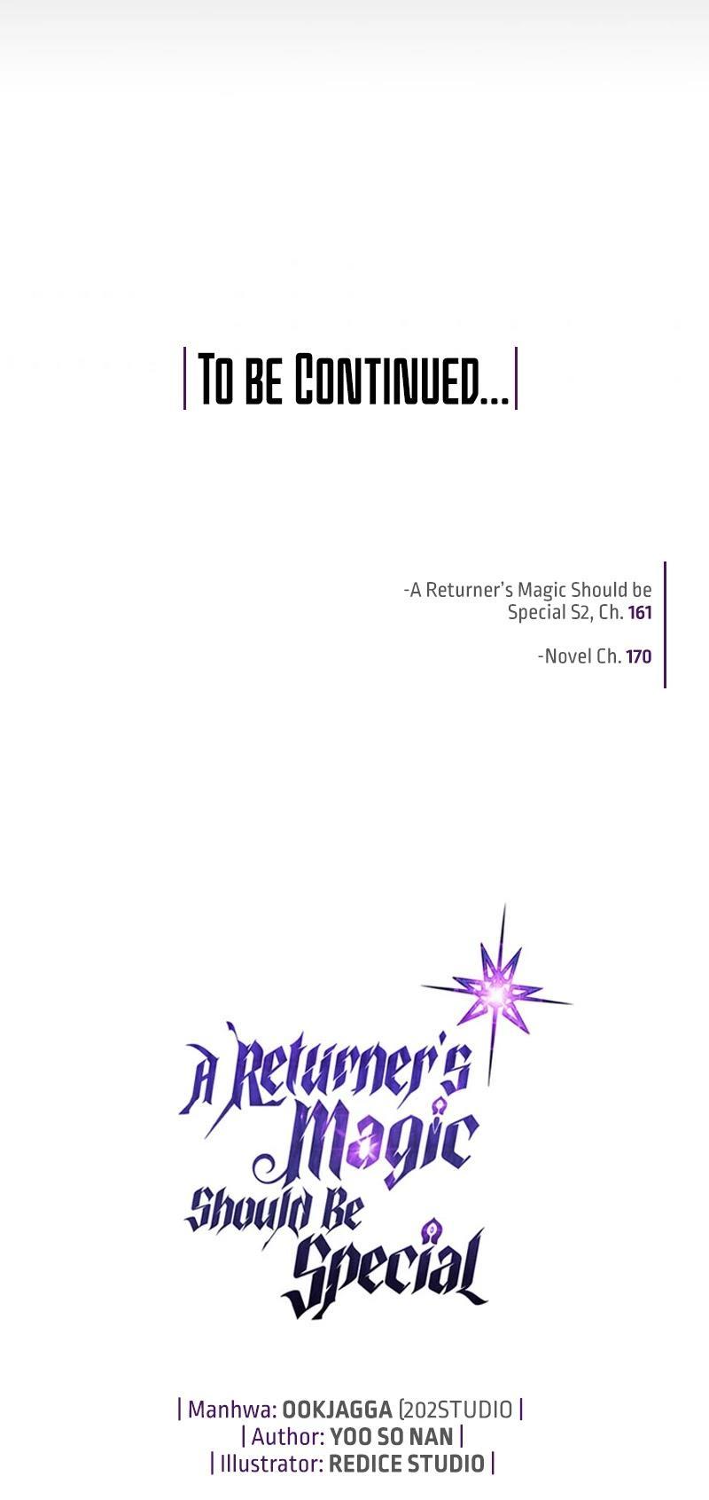 A Returner's Magic Should Be Special Chapter 161 page 49 - Mangakakalot