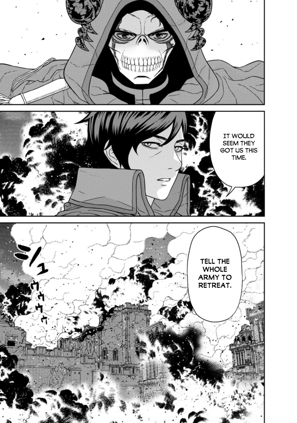 Maou Gun Saikyou No Majutsushi Wa Ningen Datta Chapter 19.1 page 4 - Mangakakalots.com