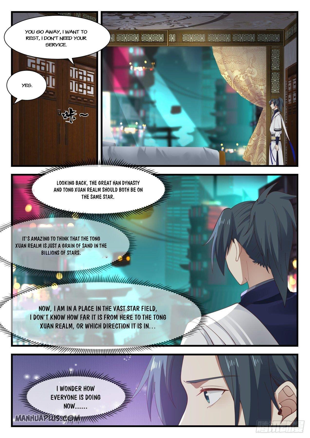 Martial Peak Chapter 904 page 8 - Mangakakalots.com