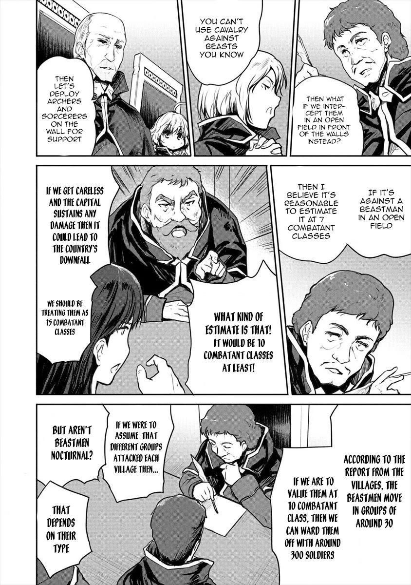 Gekokujyo Program By A Child Prodigy Sefiria Chapter 15 page 4 - Mangakakalots.com