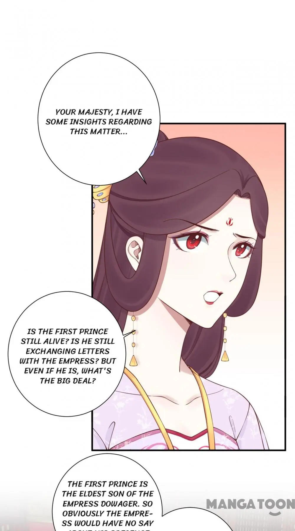 The Queen Is Busy Chapter 165 page 34 - Mangakakalots.com