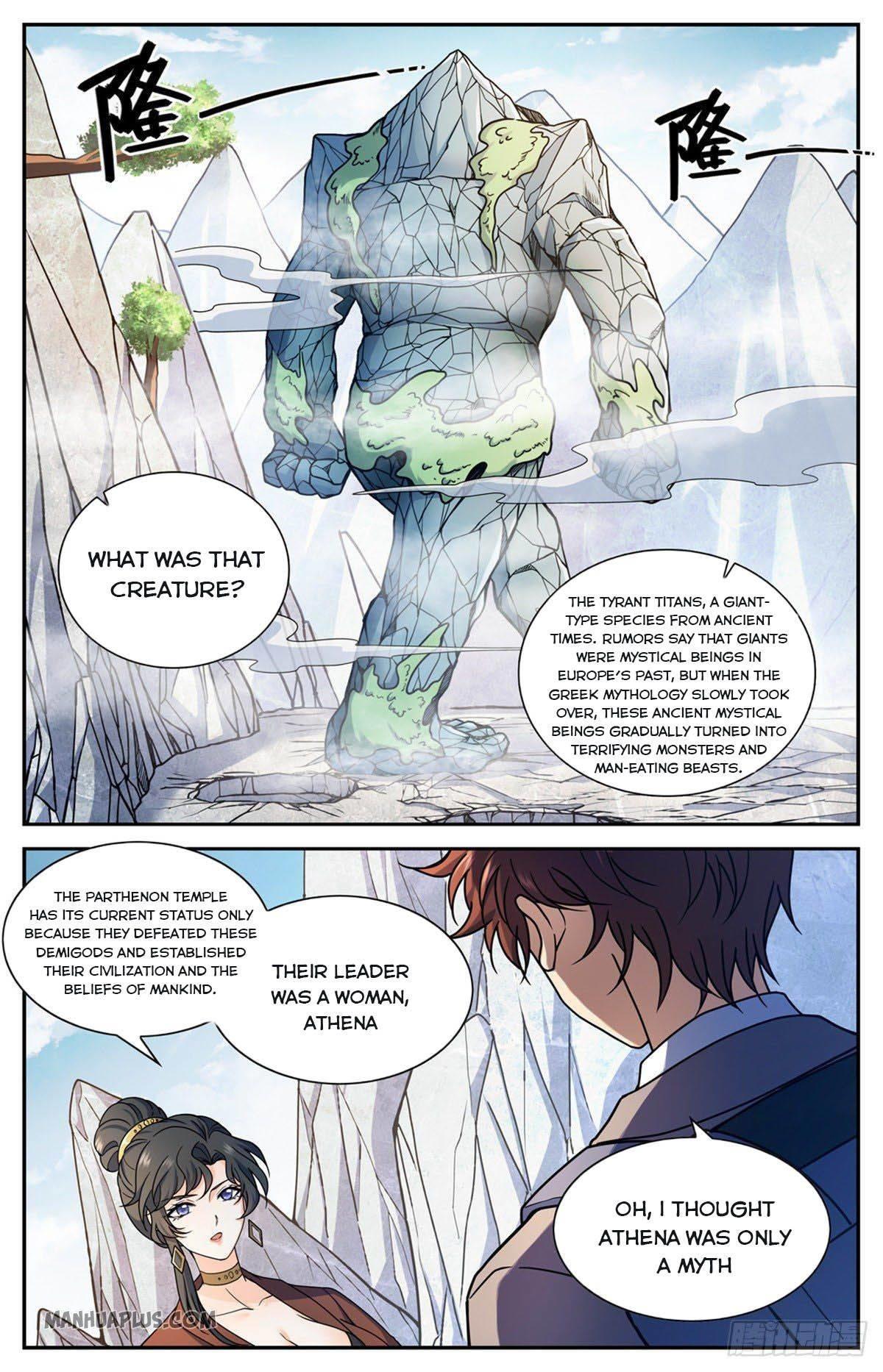 Versatile Mage Chapter 673 page 6 - Mangakakalots.com