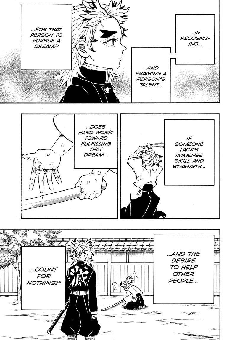 Kimetsu No Yaiba Chapter 205.5: Special One-Shot page 3 - Mangakakalots.com