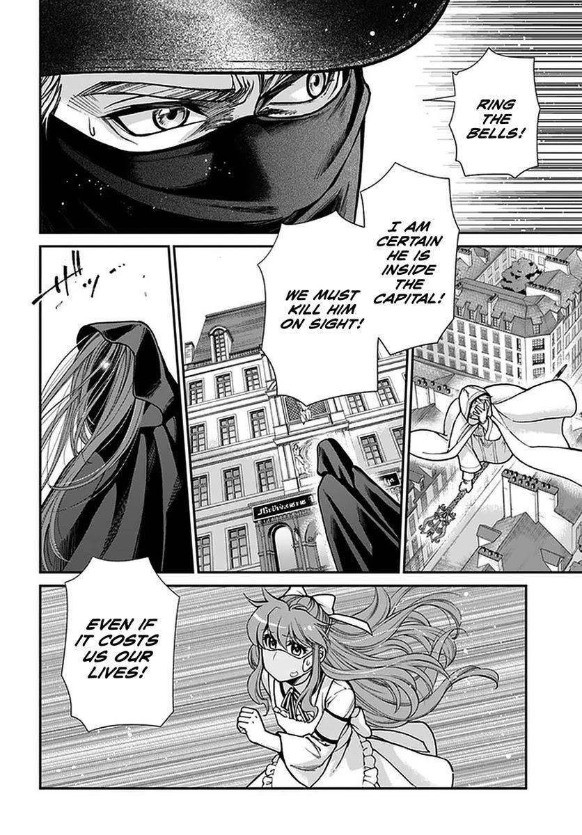 "Isekai Yakkyoku Chapter 35.2: Returning To The Capital"" (Part 2) page 27 - Mangakakalots.com"