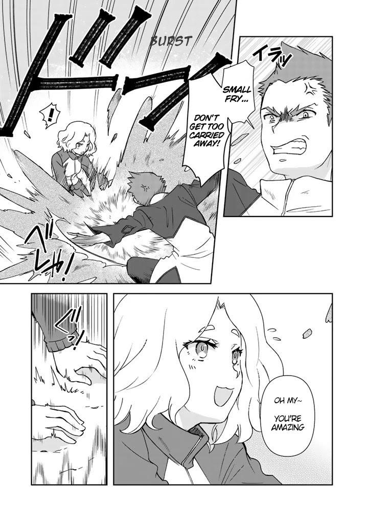 I, Who Possessed A Trash Skill 【Thermal Operator】, Became Unrivaled. Chapter 14 page 12 - Mangakakalots.com