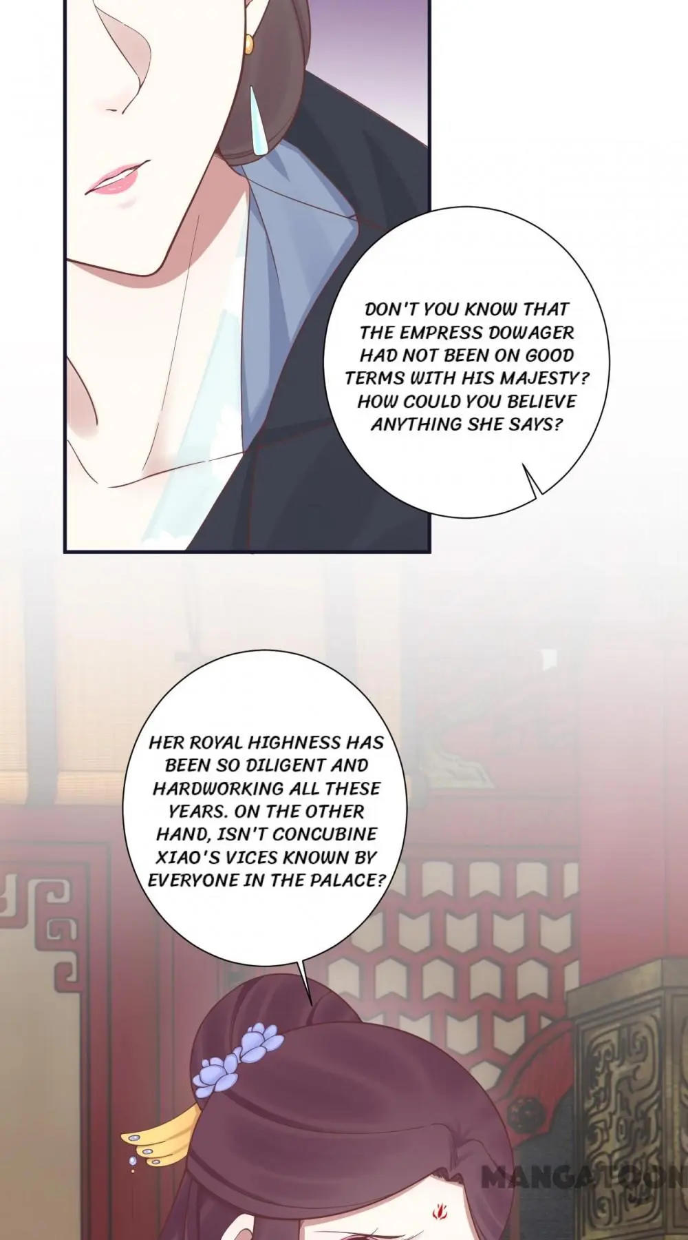 The Queen Is Busy Chapter 166 page 3 - Mangakakalots.com