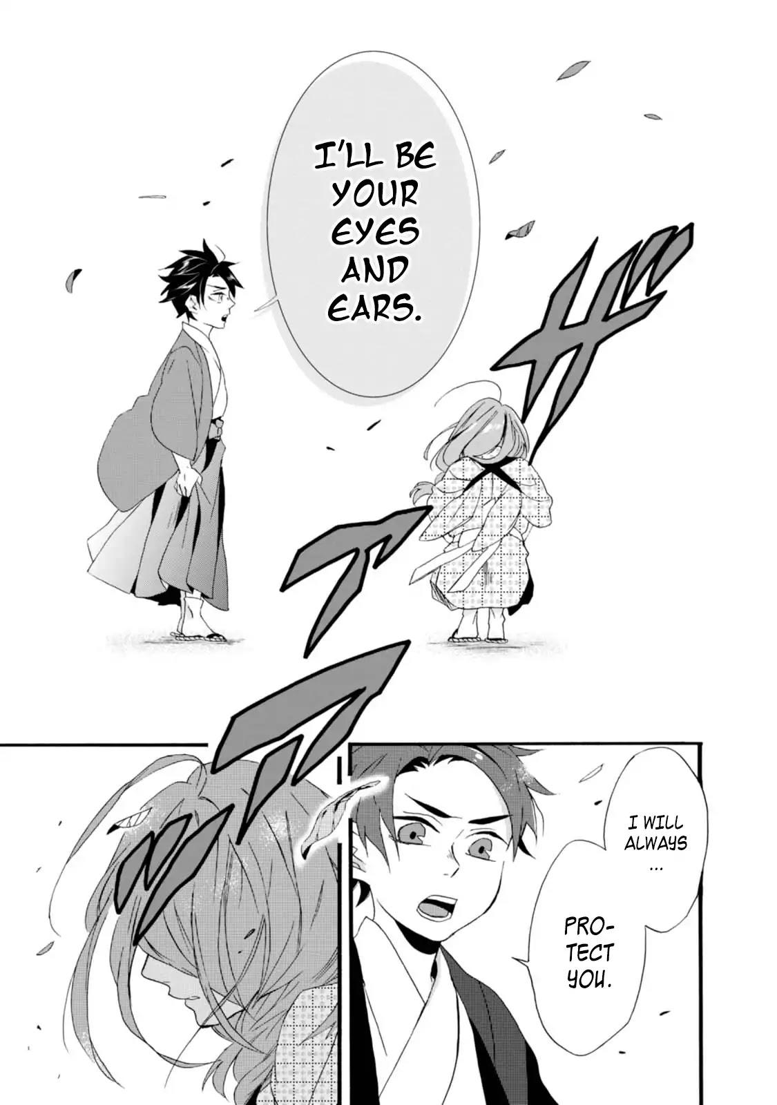 Will You Marry Me Again If You Are Reborn? Chapter 4: Promised Boy page 25 - Mangakakalots.com