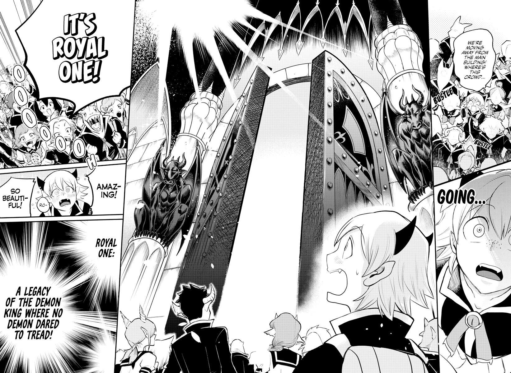 Mairimashita! Iruma-Kun Chapter 214: Welcome To Babyls! page 7 - Mangakakalots.com