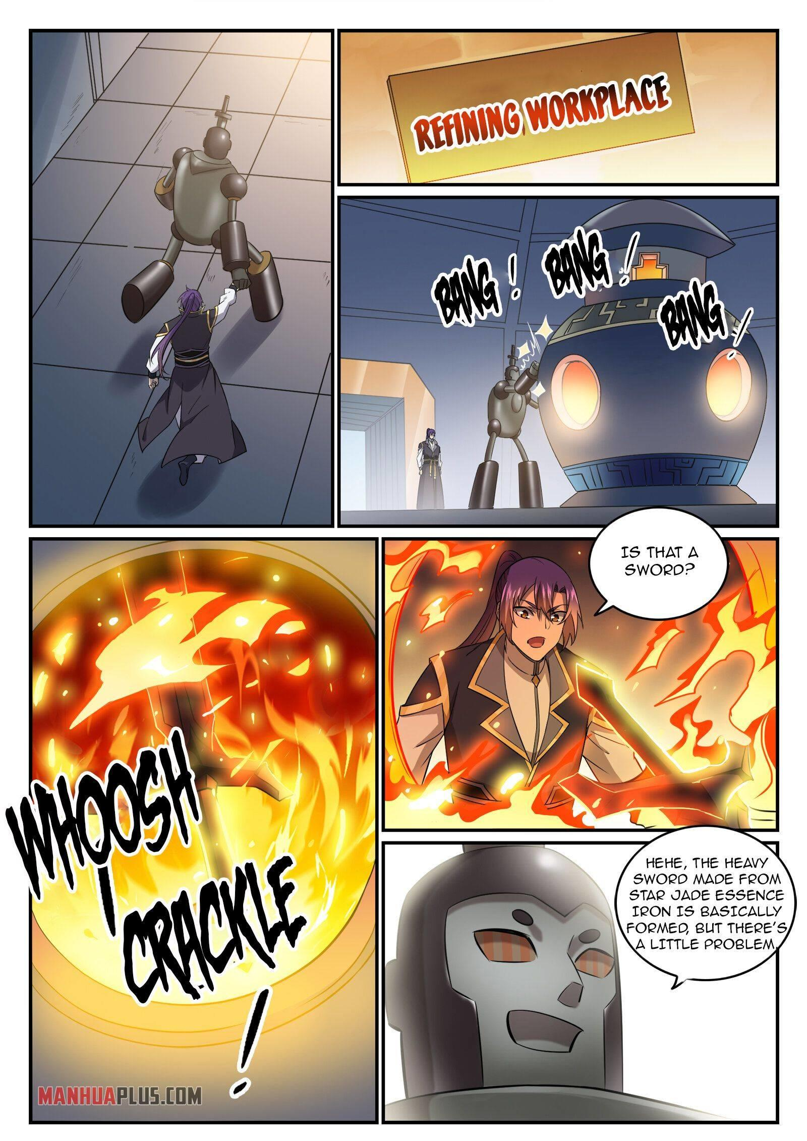 Apotheosis Chapter 780 page 7 - Mangakakalots.com