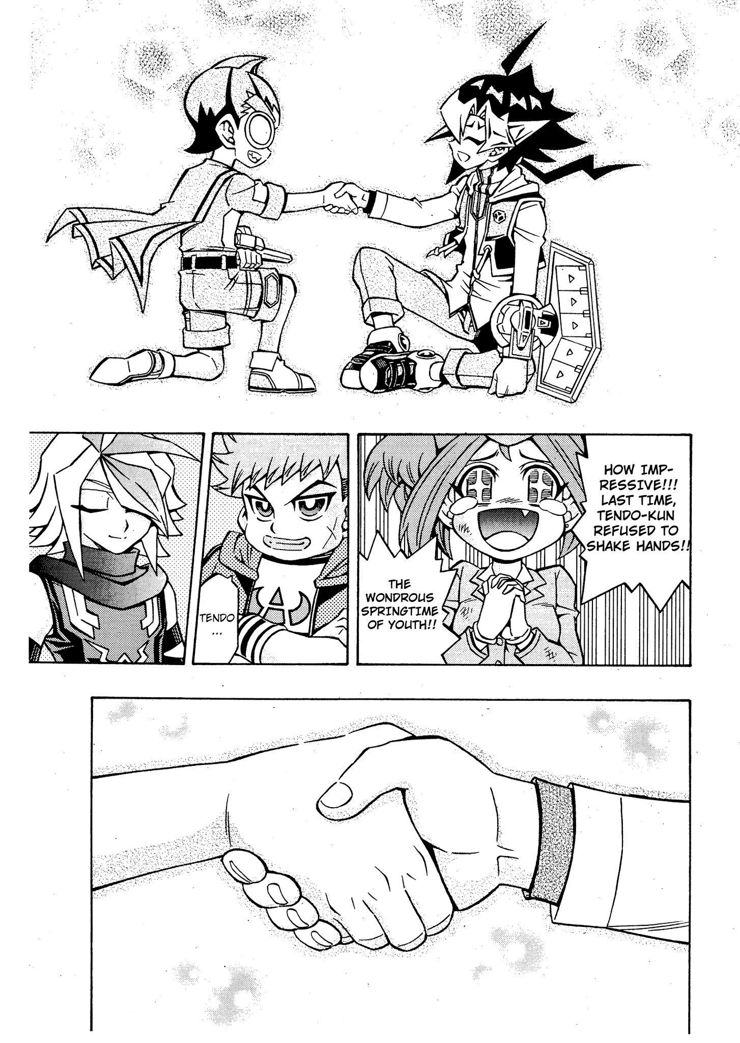 Yu-Gi-Oh! Ocg Structures Chapter 16: Virtual World Vs Eldlich page 21 - Mangakakalots.com
