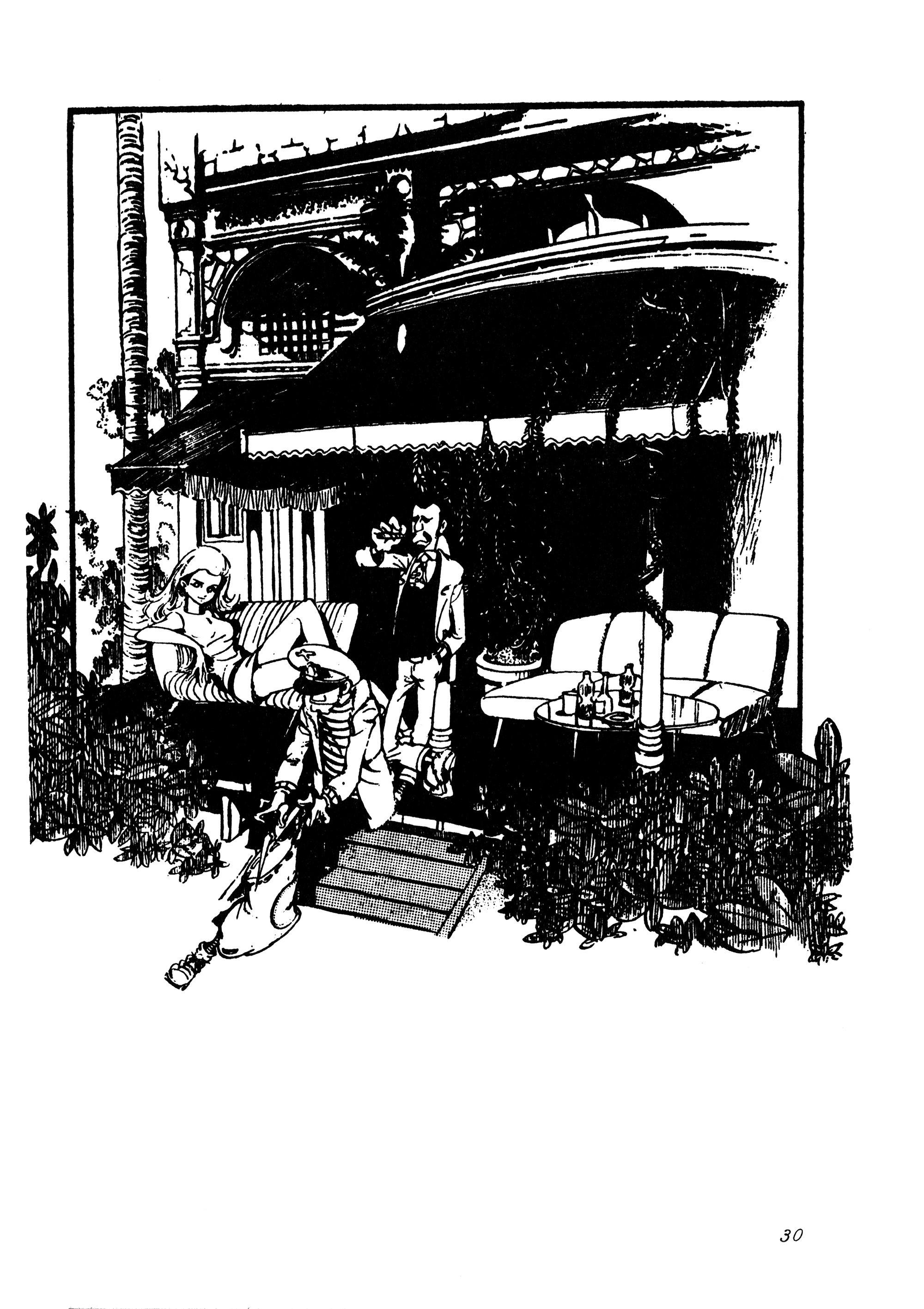 Lupin Iii Vol.9 Chapter 101: International Thievery Competition (Part 2) page 2 - Mangakakalots.com