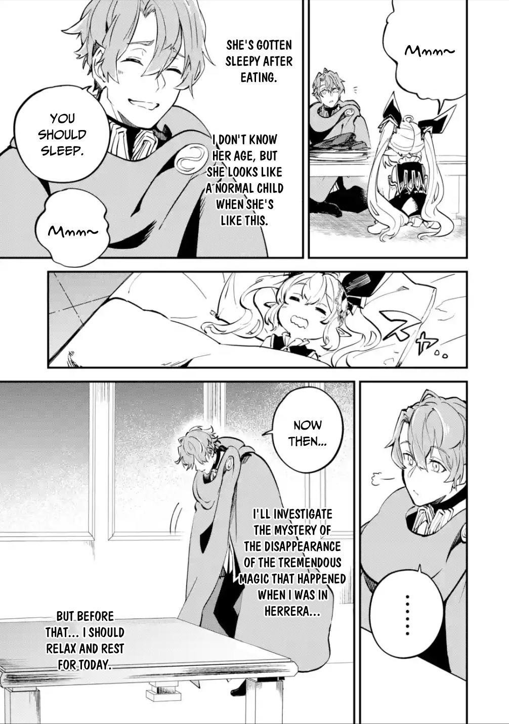Isekai Cheat Magic Swordsman Chapter 12 page 43 - Mangakakalots.com