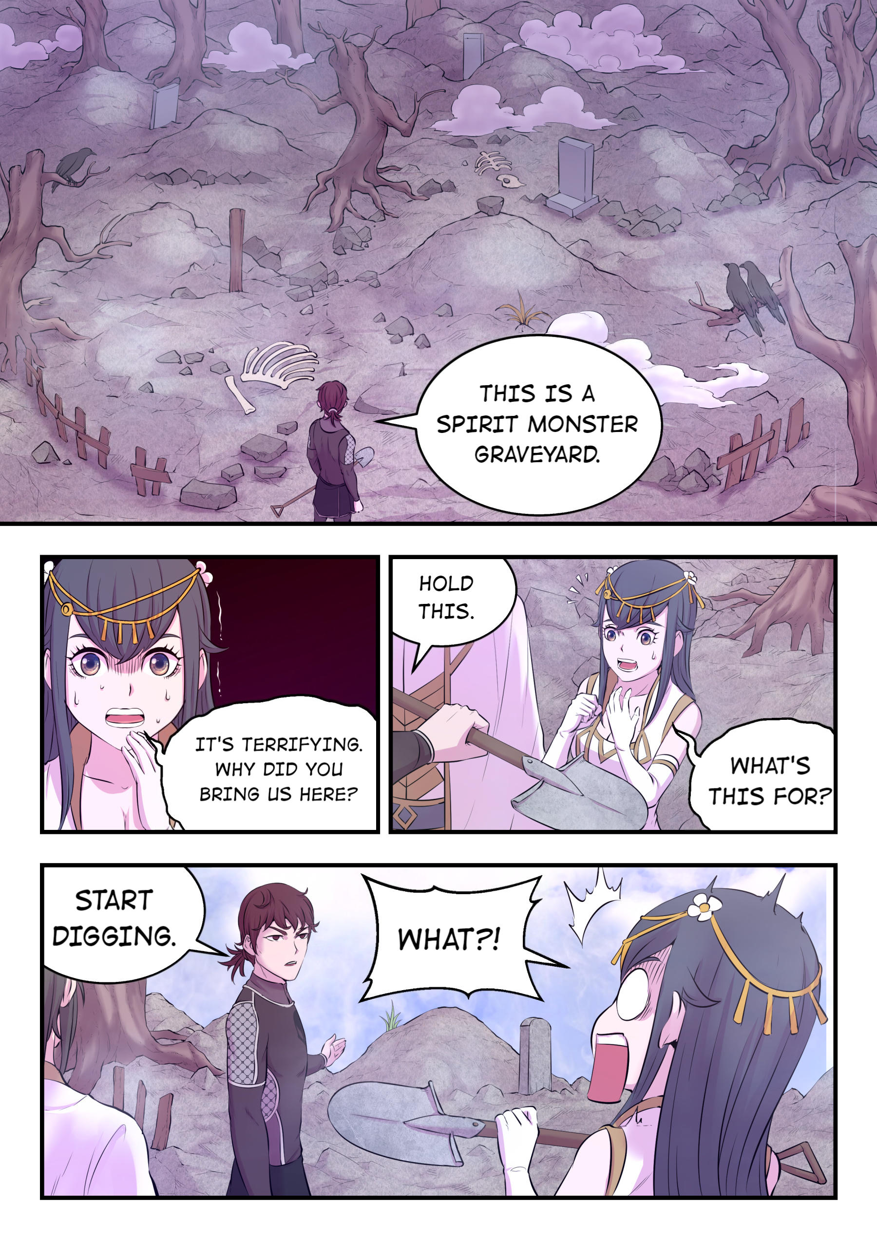 The All-Devouring Whale Chapter 53.0: The Devil Buster's Draft page 7 - Mangakakalots.com