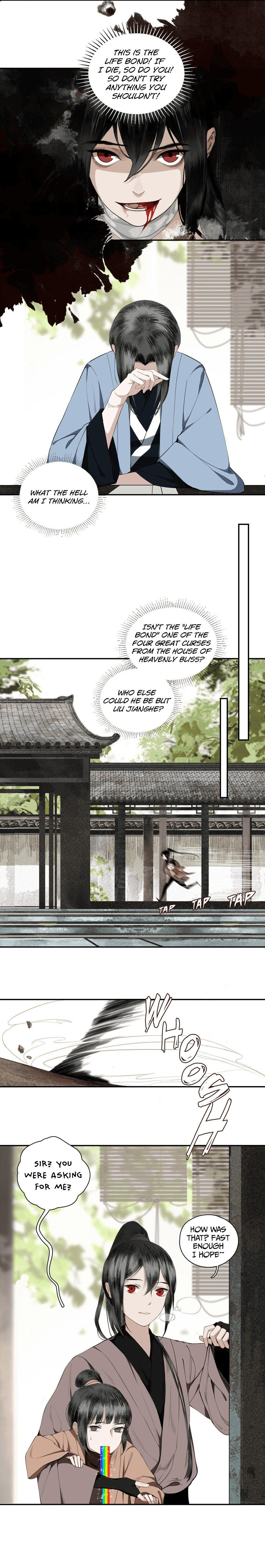 I Accidentally Saved The Jianghu'S Enemy Chapter 2 page 13 - Mangakakalots.com