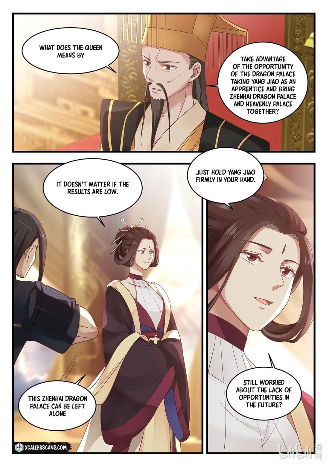 Dragon Throne Chapter 44 page 10 - Mangakakalots.com