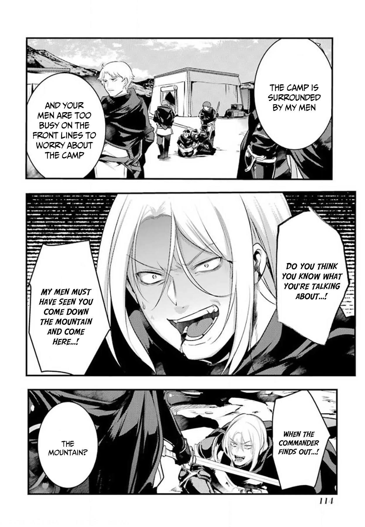 Prince Of Genius Rise Worst Kingdom ~Yes, Treason It Will Do~ Chapter 26 page 3 - Mangakakalots.com