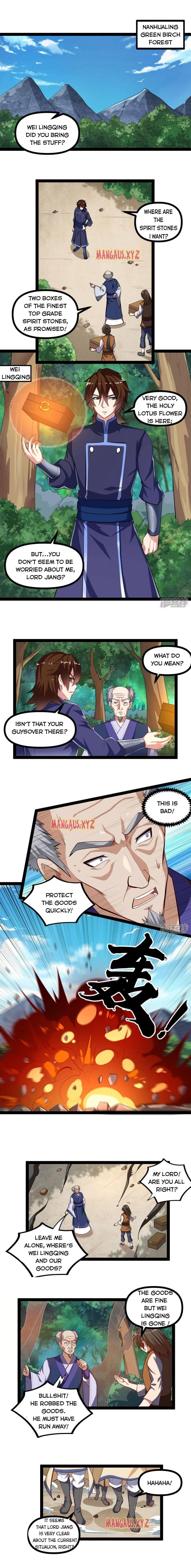 Trample On The River Of Immortality Chapter 139 page 3 - Mangakakalots.com
