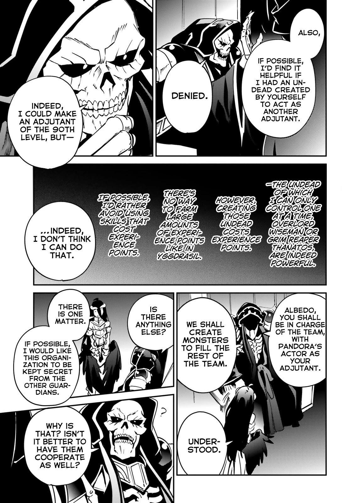 Overlord Chapter 66 page 23 - Mangakakalots.com