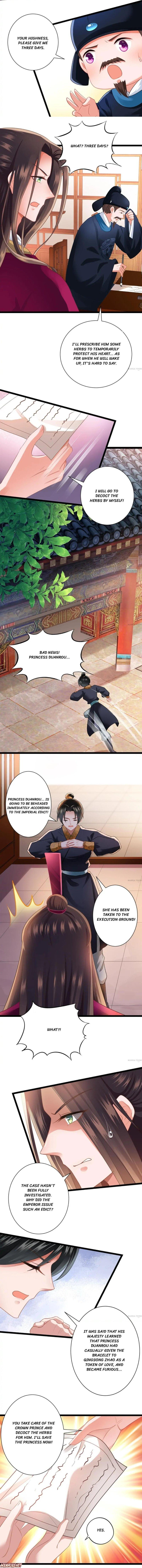 What? The Crown Prince Is Pregnant! Chapter 163 page 3 - Mangakakalots.com