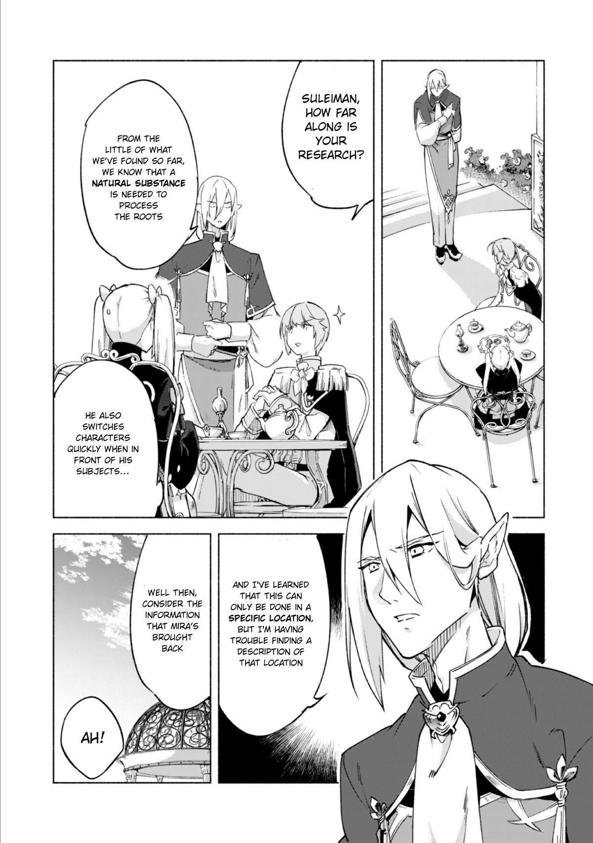 Kenja No Deshi Wo Nanoru Kenja Chapter 44.2 page 6 - Mangakakalots.com