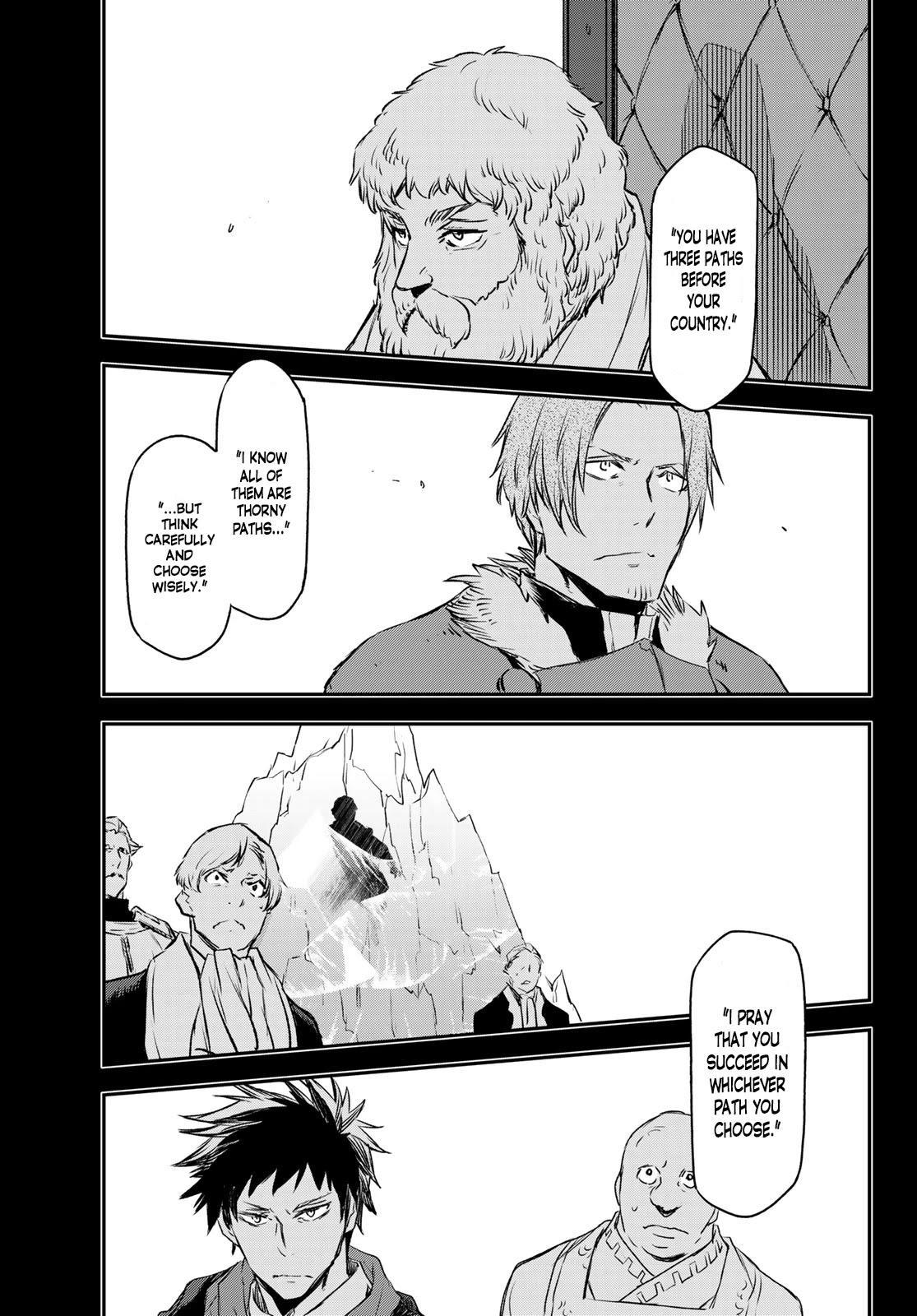Tensei Shitara Slime Datta Ken Chapter 88: A Demon And A Plot page 25 - Mangakakalots.com