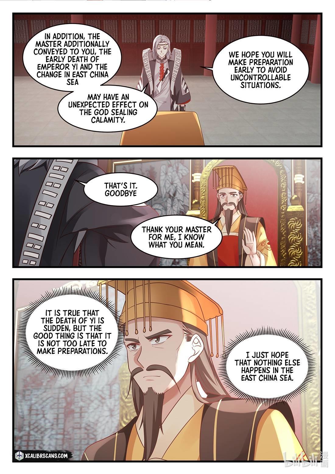 Dragon Throne Chapter 30 page 8 - Mangakakalots.com