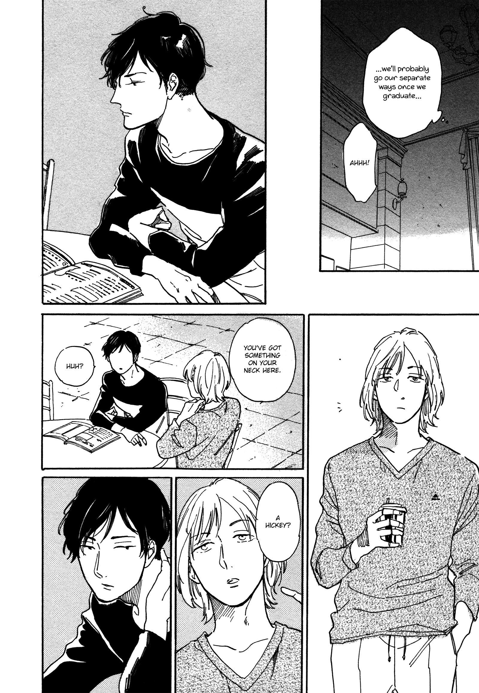Stay Gold (Hideyoshico) Vol.4 Chapter 18 page 8 - Mangakakalots.com