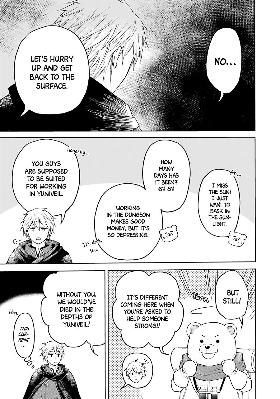 The Elf And The Hunter's Item Atelier Chapter 22 page 6 - Mangakakalots.com