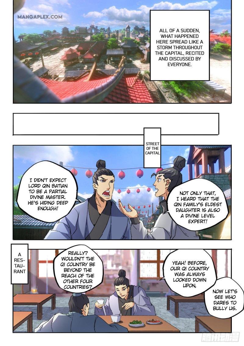 Martial Master Chapter 460 page 9 - Mangakakalots.com