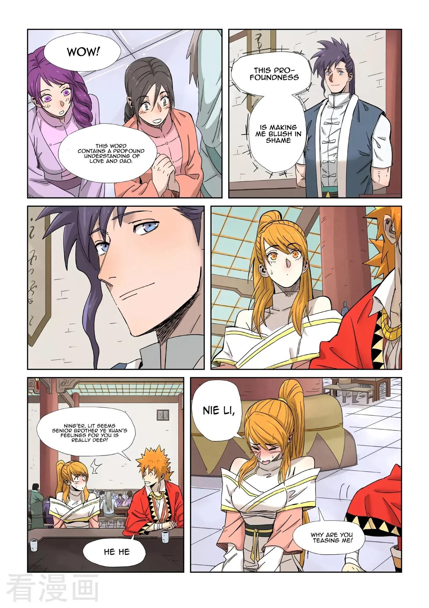 Tales Of Demons And Gods Chapter 339.5 page 11 - Mangakakalots.com