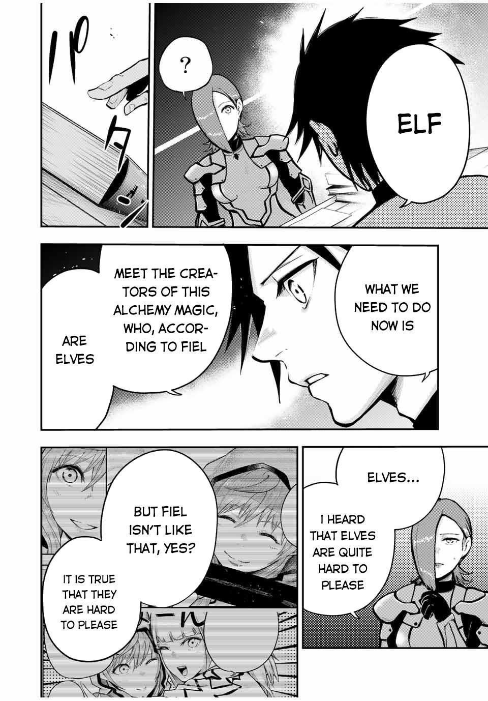 Dorei Tensei: Sono Dorei, Saikyou No Moto Ouji Ni Tsuki Chapter 33 page 17 - Mangakakalots.com