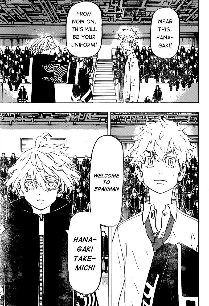 Tokyo Manji Revengers Chapter 218: Queen It Over page 13 - Mangakakalot