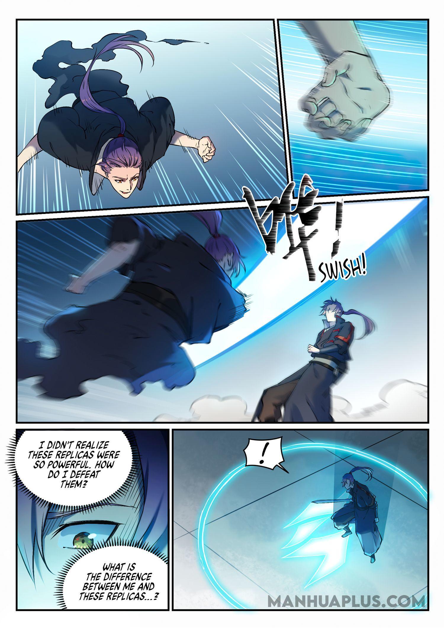 Apotheosis Chapter 672 page 14 - Mangakakalots.com