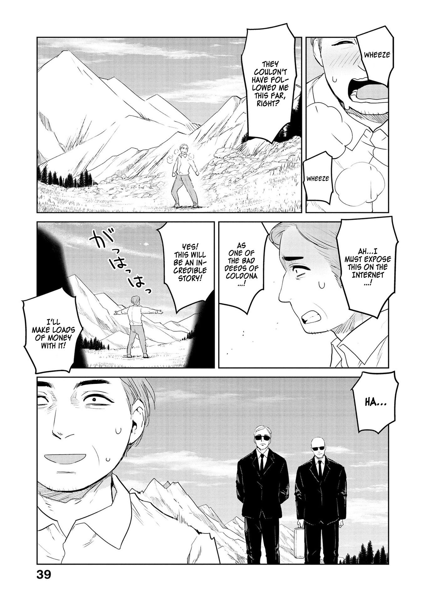 Oh, Our General Myao Vol.3 Chapter 28: In Which Myao Cares For Refugees page 7 - Mangakakalots.com