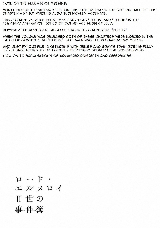 Lord El-Melloi Ii-Sei No Jikenbo Chapter 15 page 49 - Mangakakalots.com